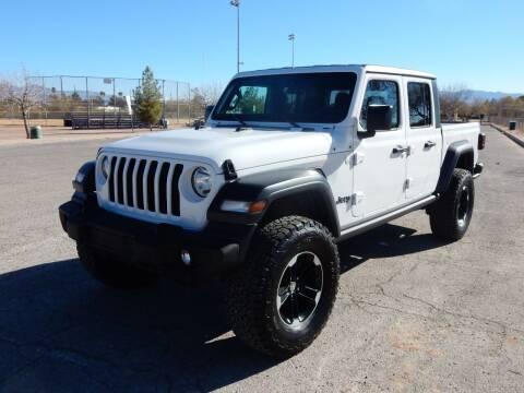 2020 Jeep Gladiator for sale at Eastside RV Liquidators in Tucson AZ