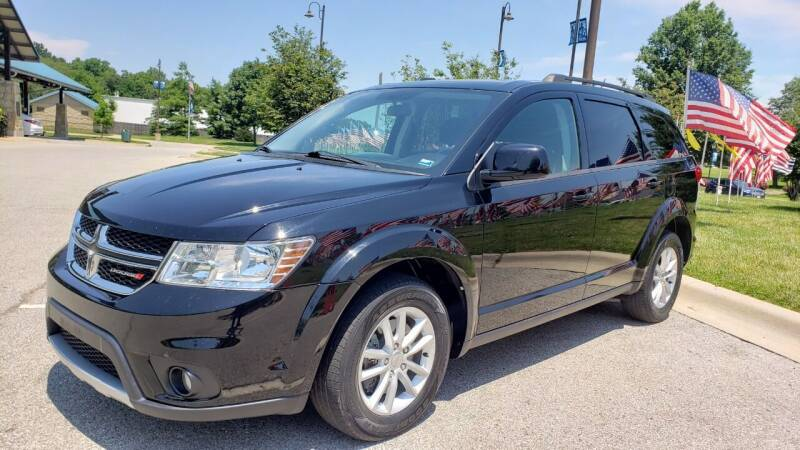2014 Dodge Journey for sale at Nationwide Auto in Merriam KS