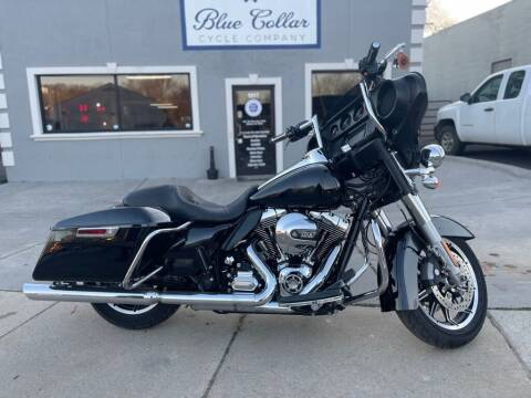 2016 Harley-Davidson Electra Glide for sale at Blue Collar Cycle Company in Salisbury NC
