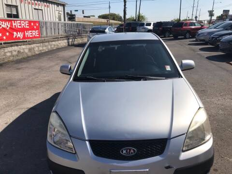 2009 Kia Rio for sale at Mitchell Motor Company in Madison TN