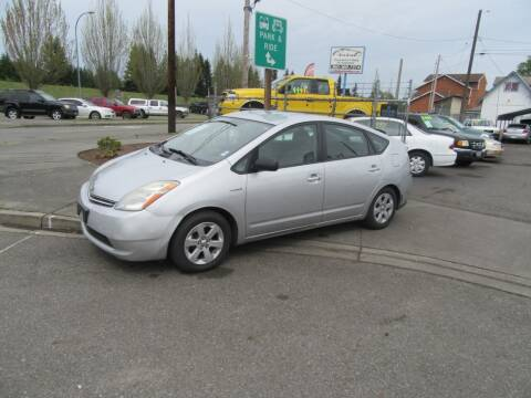 2007 Toyota Prius for sale at Car Link Auto Sales LLC in Marysville WA