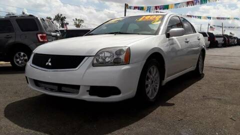 2012 Mitsubishi Galant for sale at GP Auto Connection Group in Haines City FL