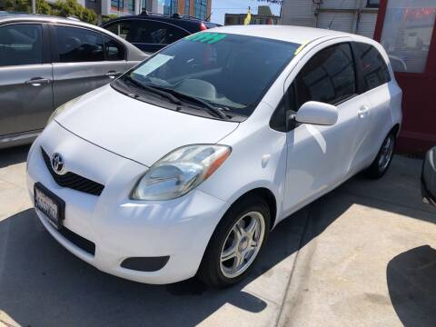 2011 Toyota Yaris for sale at Excelsior Motors , Inc in San Francisco CA