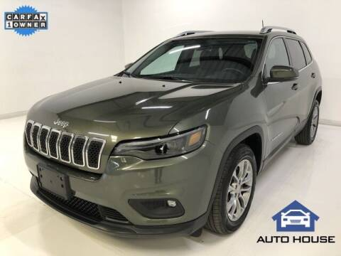 2019 Jeep Cherokee for sale at Auto House Phoenix in Peoria AZ