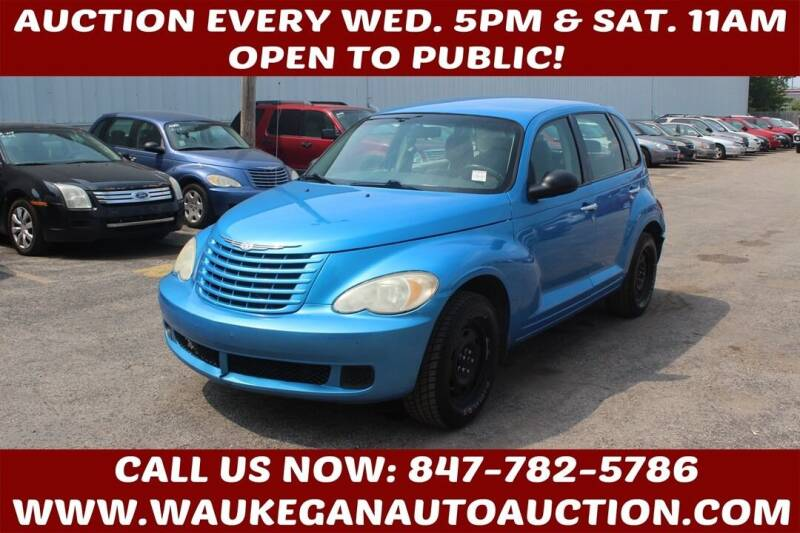 2008 Chrysler PT Cruiser for sale at Waukegan Auto Auction in Waukegan IL