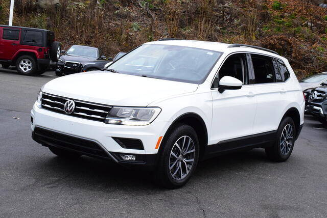 2018 Volkswagen Tiguan for sale at Automall Collection in Peabody MA
