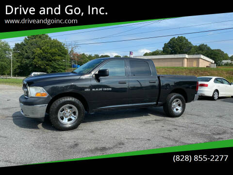 2011 RAM Ram Pickup 1500 for sale at Drive and Go, Inc. in Hickory NC