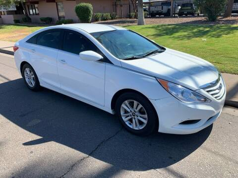 2012 Hyundai Sonata for sale at Premier Motors AZ in Phoenix AZ