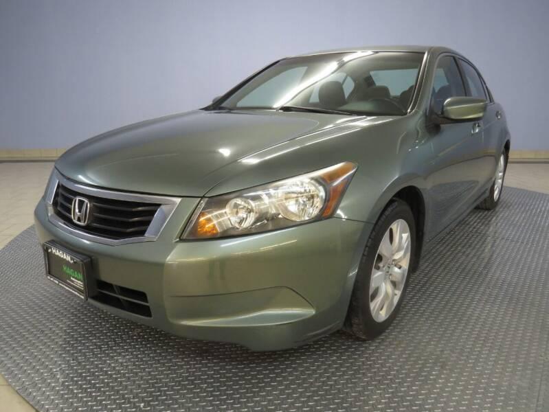 2009 Honda Accord for sale at Hagan Automotive in Chatham IL