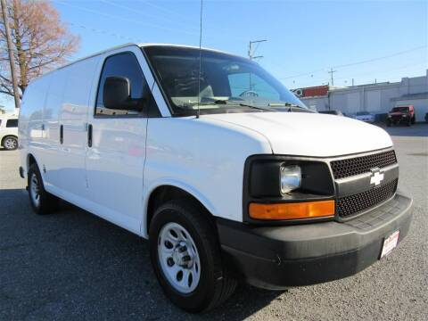 2009 Chevrolet Express Cargo for sale at Cam Automotive LLC in Lancaster PA
