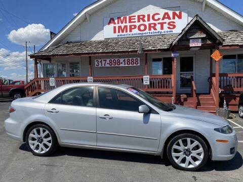 2006 Mazda MAZDA6 for sale at American Imports INC in Indianapolis IN