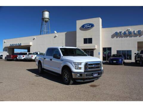 2016 Ford F-150 for sale at STANLEY FORD ANDREWS in Andrews TX