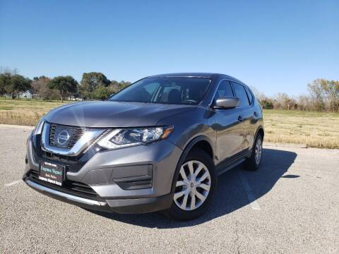 2017 Nissan Rogue for sale at Laguna Niguel in Rosenberg TX