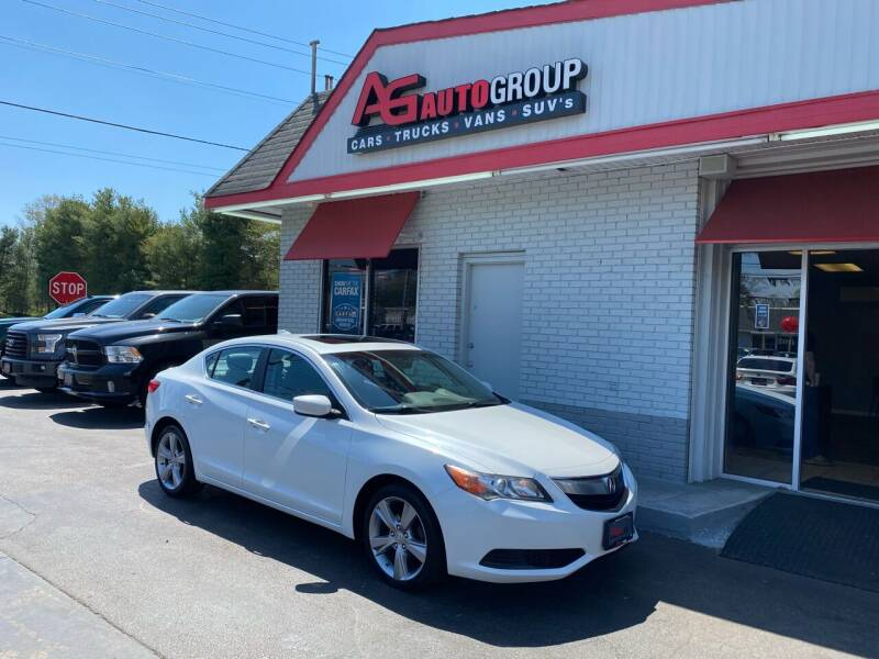 2015 Acura ILX for sale at AG AUTOGROUP in Vineland NJ
