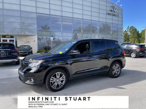2019 Honda Passport for sale at Infiniti Stuart in Stuart FL