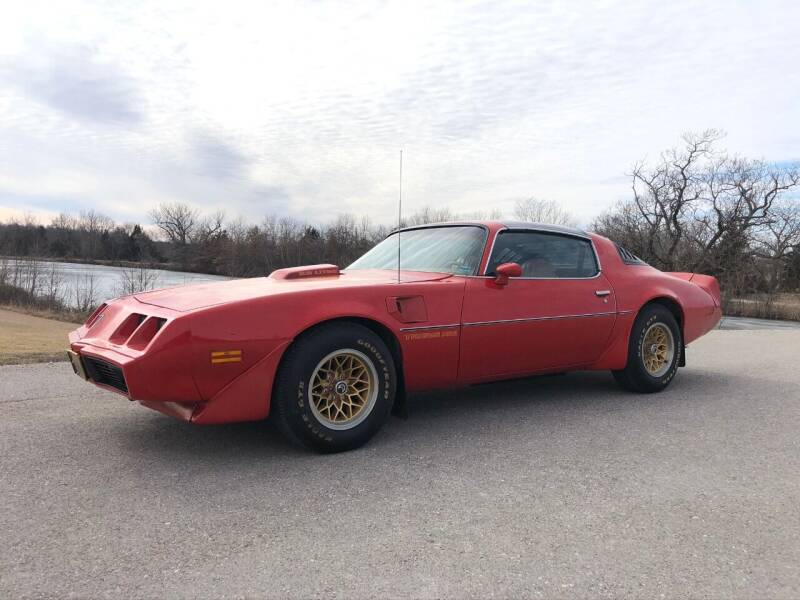 1979 Pontiac Firebird Trans Am for sale at Prenger's Classics in Macon MO