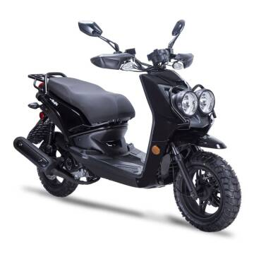 2021 Wolf Brand Scooter Rugby for sale at Bollman Auto Center in Rock Falls IL