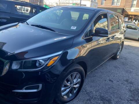 2019 Kia Sedona for sale at A & R Auto Sales in Brooklyn NY