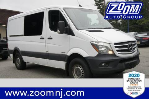 2016 Mercedes-Benz Sprinter Worker for sale at Zoom Auto Group in Parsippany NJ