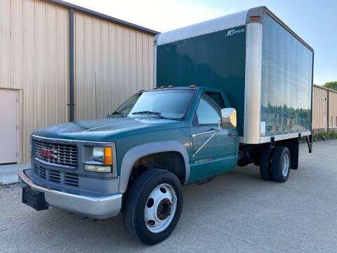 2002 GMC Sierra 3500 for sale at Prime Auto Sales in Uniontown OH