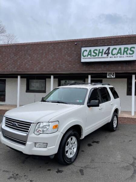 2010 Ford Explorer for sale at Cash 4 Cars in Penndel PA