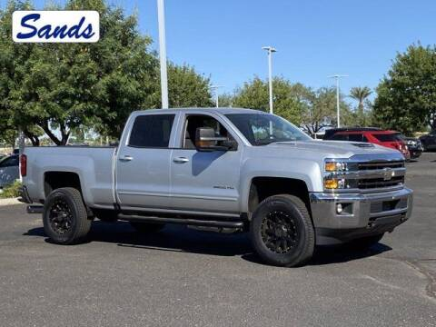 2018 Chevrolet Silverado 2500HD for sale at Sands Chevrolet in Surprise AZ