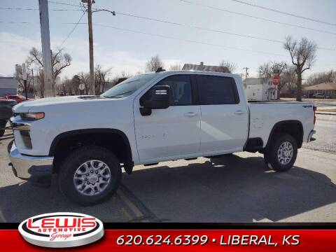 2021 Chevrolet Silverado 2500HD for sale at Lewis Chevrolet Buick Cadillac of Liberal in Liberal KS