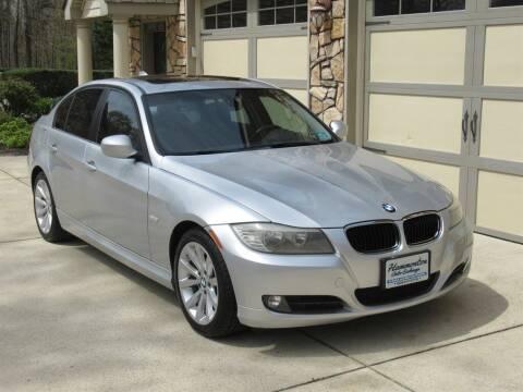 2011 BMW 3 Series for sale at Hammonton Auto Exchange in Hammonton NJ