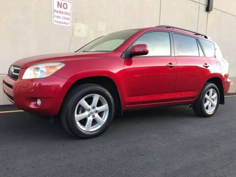2006 Toyota RAV4 for sale at International Auto Sales in Hasbrouck Heights NJ