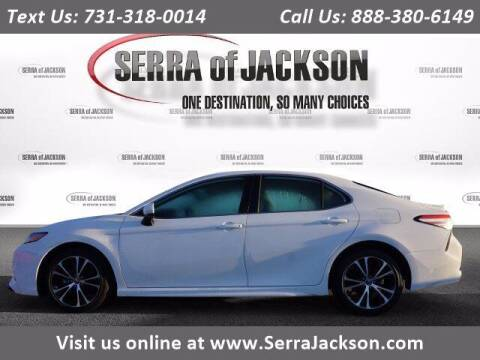 2020 Toyota Camry for sale at Serra Of Jackson in Jackson TN