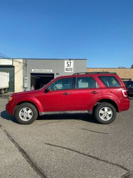 2011 Ford Escape for sale at 57 AUTO in Feeding Hills MA