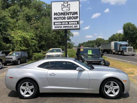 2011 Chevrolet Camaro for sale at Momentum Motor Group in Lancaster SC