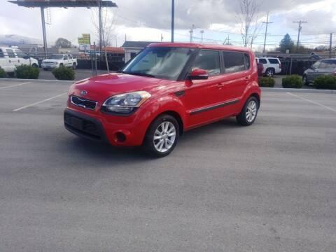 2012 Kia Soul for sale at Boise Motor Sports in Boise ID