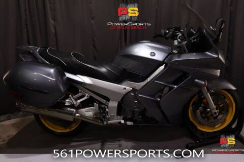 2004 Yamaha FJR1300 for sale at Powersports of Palm Beach in Hollywood FL