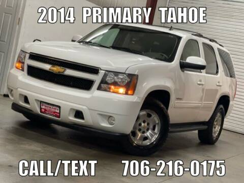 2014 Chevrolet Tahoe for sale at Primary Auto Group in Dawsonville GA