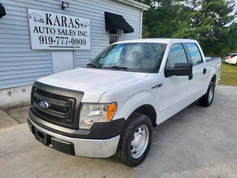 2014 Ford F-150 for sale at Karas Auto Sales Inc. in Sanford NC