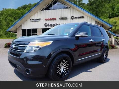 2014 Ford Explorer for sale at Stephens Auto Center of Beckley in Beckley WV