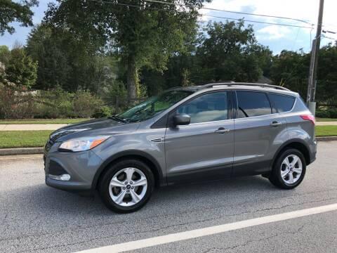 2014 Ford Escape for sale at Judex Motors in Loganville GA