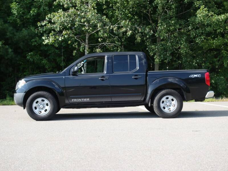 2014 Nissan Frontier for sale at Auto Mart in Derry NH