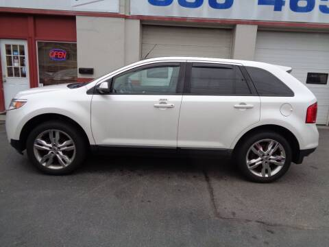 2013 Ford Edge for sale at Best Choice Auto Sales Inc in New Bedford MA