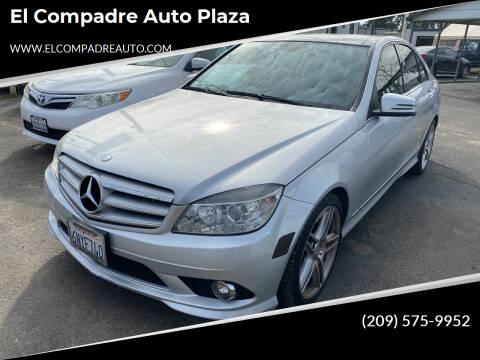 2010 Mercedes-Benz C-Class for sale at El Compadre Auto Plaza in Modesto CA