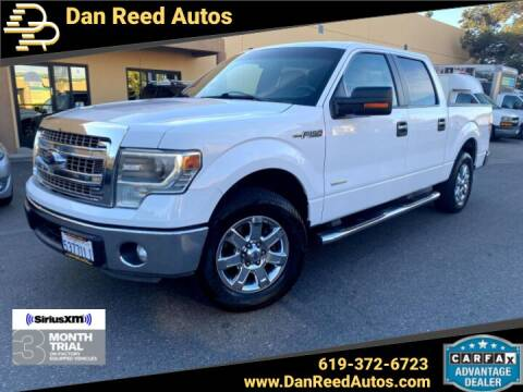 2014 Ford F-150 for sale at Dan Reed Autos in Escondido CA