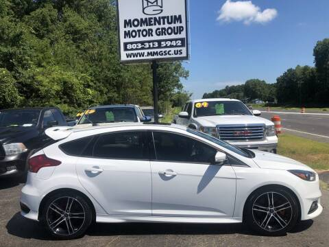2016 Ford Focus for sale at Momentum Motor Group in Lancaster SC