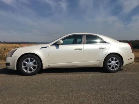 2009 Cadillac CTS for sale at M AND S CAR SALES LLC in Independence OR