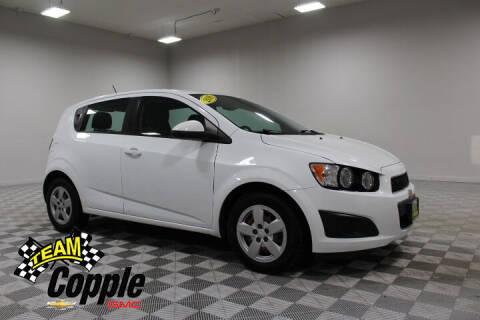 2016 Chevrolet Sonic for sale at Copple Chevrolet GMC Inc in Louisville NE