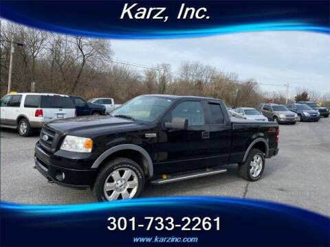 2007 Ford F-150 for sale at Karz INC in Funkstown MD
