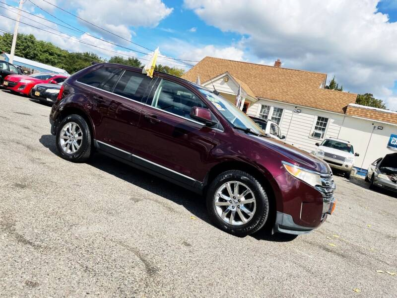 2011 Ford Edge for sale at New Wave Auto of Vineland in Vineland NJ