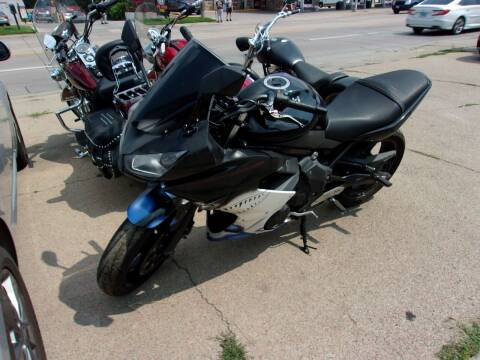 2011 Kawasaki 650r Ninja for sale at World Wide Automotive in Sioux Falls SD