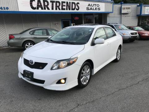 2009 Toyota Corolla for sale at Car Trends 2 in Renton WA