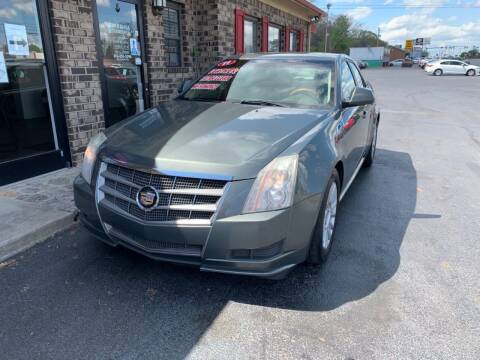 2011 Cadillac CTS for sale at Smyrna Auto Sales in Smyrna TN